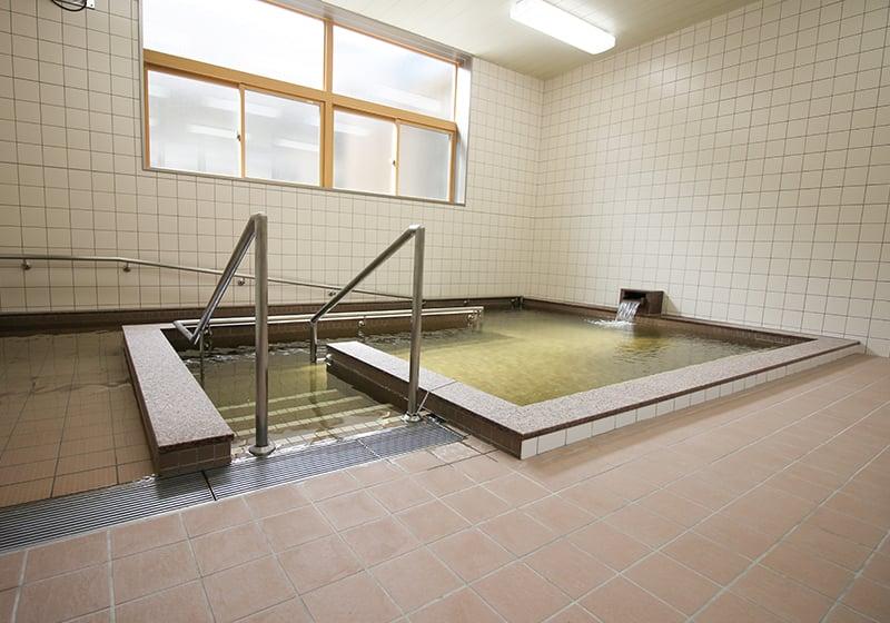 大浴場浴槽